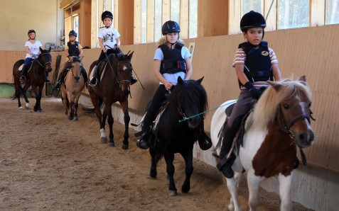 Reitkurse Kinder in Manching bei Ingolstadt